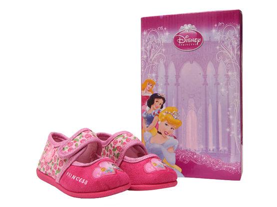Disney Slippers for Girls – Princess