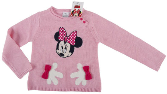 Disney Pullover – Minnie Mouse – pink