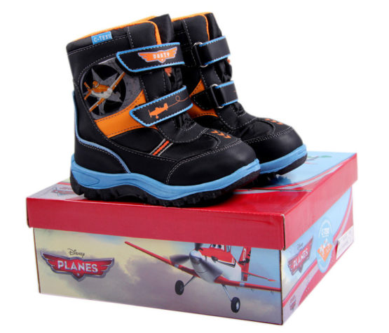 Disney Snow Boots for Boys – Planes