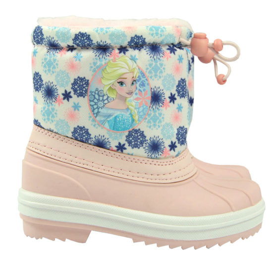 Disney Boots – Snow Shoes For Girls – Frozen – Elsa