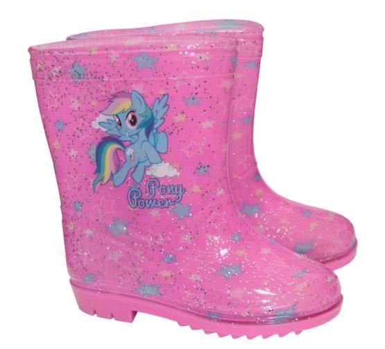 Gummistiefeln für Mädchen – Little Pony