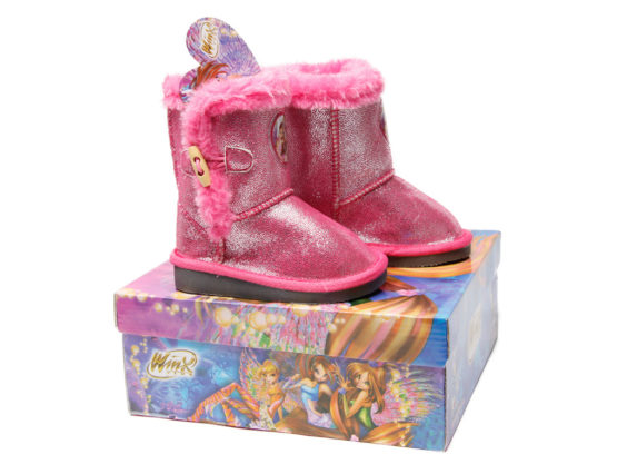 Snow boots for girls – Winx Club