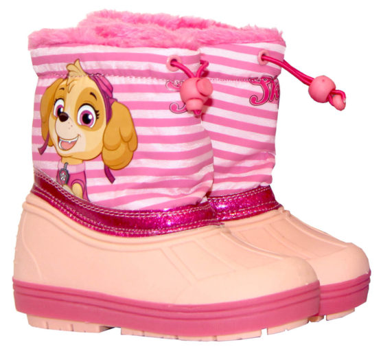 Snow boots for girls – Paw Patrol