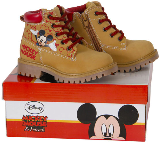 Walking shoes for Boys – Mickey Mouse