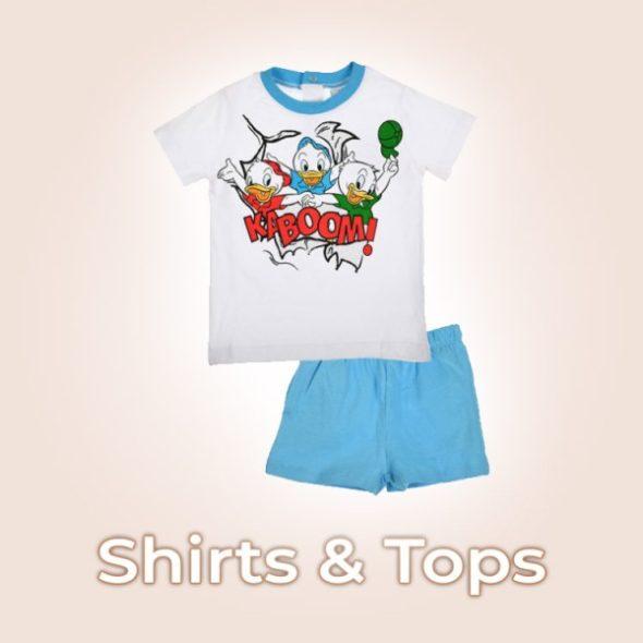 Jungen shirts und Tops