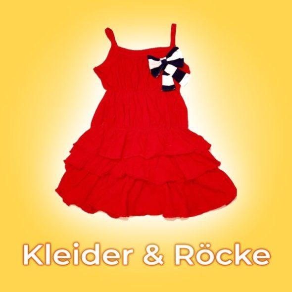 Mädchen Kleider und Röcke