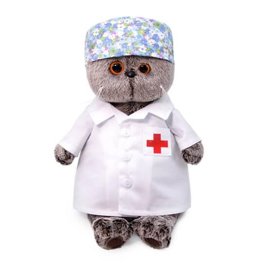 Katze Basik – Arzt